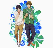 Makoto and Haru Unisex T-Shirt