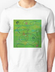 Walking on the Hill Unisex T-Shirt