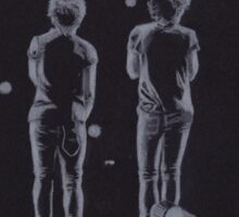 Harry Styles and Louis Tomlinson Sticker