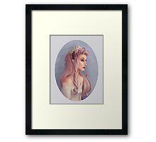 Elven queens Framed Print