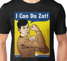 I Can Do Zat! Unisex T-Shirt
