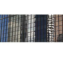 Reflecting on Denver Photographic Print