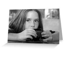 Coffee Mate Greeting Card