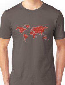 redbubble world Unisex T-Shirt