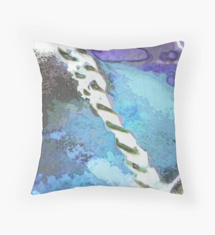 The World Turns Throw Pillow