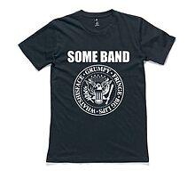 Ramones / Some Band T-shirt by mofocairns