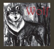 Wolf by whittyart