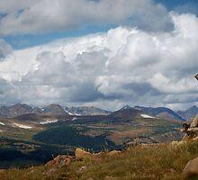 Rocky Mountain National Park by AnaCBStudio