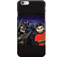 Lego Batman & Robin iPhone Case/Skin