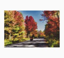 Colorful Bike Ride - Impressions Of Fall Kids Clothes