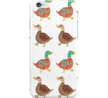 Ducks iPhone Case/Skin