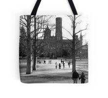 Washington DC in Winter Tote Bag