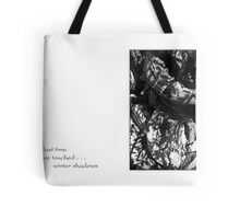 the last time Tote Bag