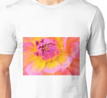 the pink embrace  Unisex T-Shirt