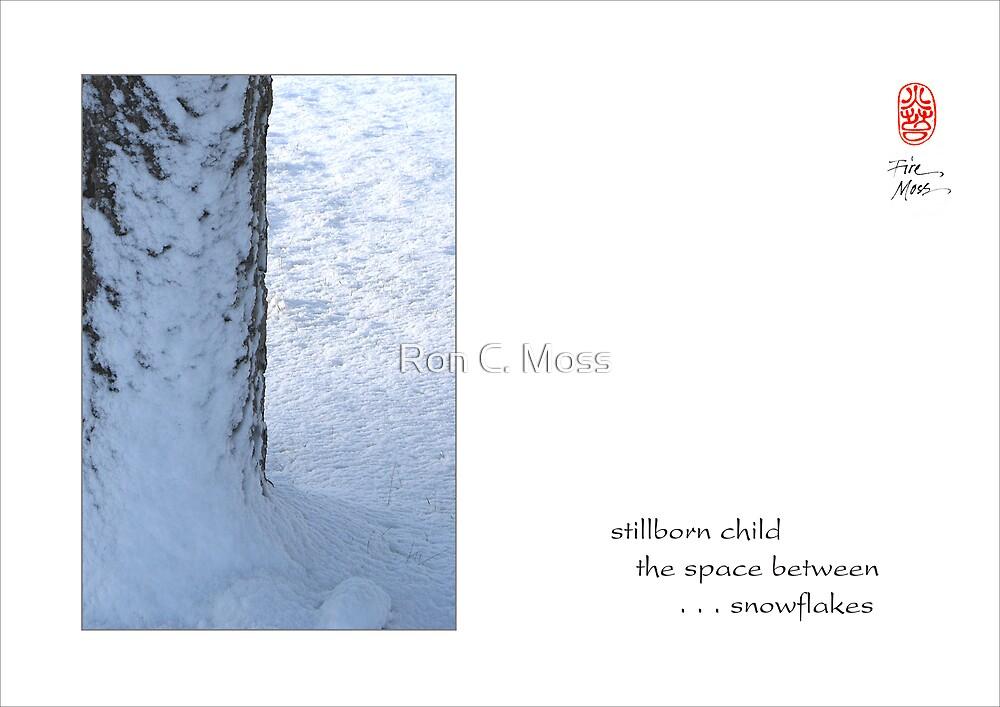 stillborn child by Ron C. Moss
