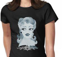 BLUE BOMBSHELL Womens Fitted T-Shirt