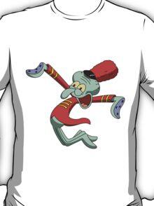 Squidward  T-Shirt