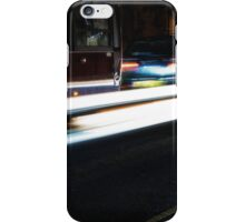 Browsing On The Bus iPhone Case/Skin