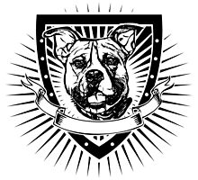 Pitbull Shield by ranker666