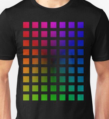 Colour Separation Unisex T-Shirt