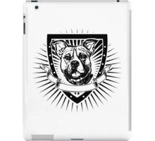 Pitbull Shield iPad Case/Skin