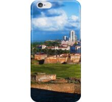 San Juan National Historic Site iPhone Case/Skin