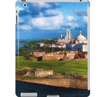 San Juan National Historic Site iPad Case/Skin