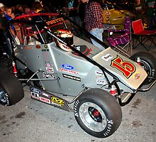 Greg Fuette - 2008 Ford Focus Midget by Jess Fleming