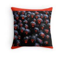 Hey, you are not alone! Throw Pillow