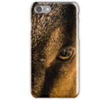Goat's eye iPhone Case/Skin