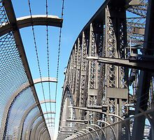 Sydney Harbour Bridge by rosalind