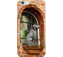 Window Watchdog iPhone Case/Skin