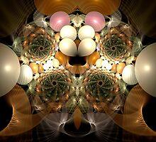 Bed of Pearls by Lauren Zorn