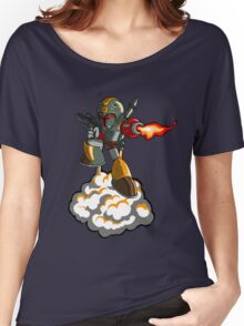 Mega Fett Women's Relaxed Fit T-Shirt