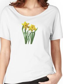 Daffodils At Attention Women's Relaxed Fit T-Shirt