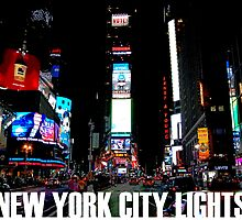NEW YORK CITY LIGHTS by fashionforlove