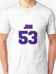 National football player Jim Purnell jersey 53 T-Shirt