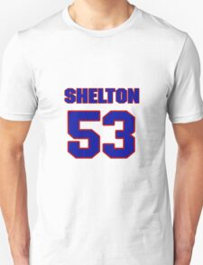National football player Shelton Quarles jersey 53 T-Shirt