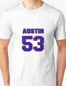 National football player Austin Spitler jersey 53 T-Shirt