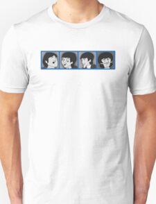 Beatles Cartoon T-Shirt