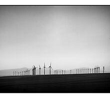 Wind Turbines by elizart