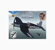 "Medal of Honor ""Pappy"" Boyington Unisex T-Shirt"