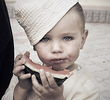 The Kid by John Roshka