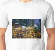 Umbrella Revolution in Hong Kong 2014 Unisex T-Shirt