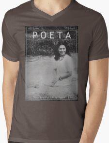 Poeta: Julia de Burgos Mens V-Neck T-Shirt