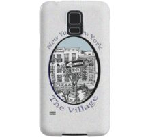 NYC-Name this lower Manhattan intersection? Samsung Galaxy Case/Skin