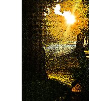 Neighborhood Sunrise Photographic Print
