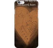 Clockwork Valentine iPhone Case/Skin