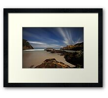 South Gorge Framed Print