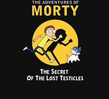The Secret of the Lost Testicles T-Shirt